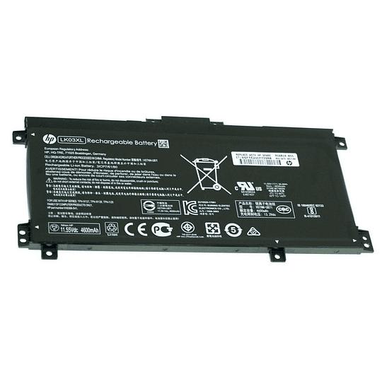 Batería Notebook HP 916814-855 para 2PS78EA, 2PS79EA, 2PS80EA, 2PT04EA, 2PT05EA, 2PT06EA, 2SL62PA, 2