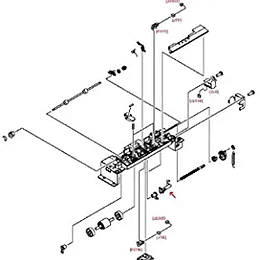 RB3-0130 HP Shart Mounted Sensor Flag