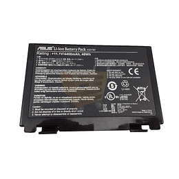 Batería Notebook Asus A32-F52 para F82, F83S, K40, K40E, K6C11
