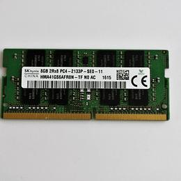 Memoria RAM Notebook HP 820570-001 para Elitebook 820 G3 NotebookProbook 440 G3 NotebookProbook 640