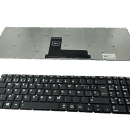 Teclado Notebook Toshiba NSK-V92SQ para Satellite C50-B Series