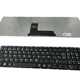 Teclado Notebook Toshiba NSK-V92SQ para Satellite C50-B Series