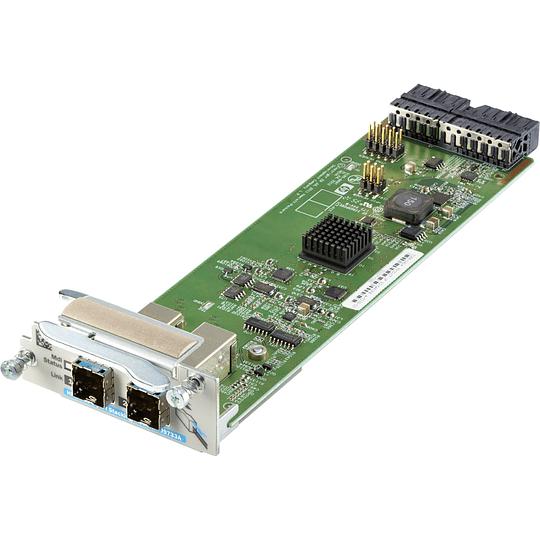 J9733A HP HP ProCurve 2920 2-Port Stacking Module