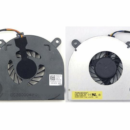 Ventilador HP FX128 para servidor