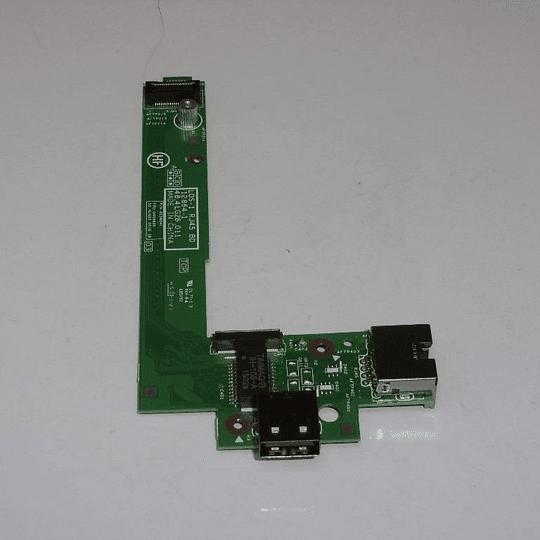 04X4820 Lenovo Ethernet Port USB LAN Board