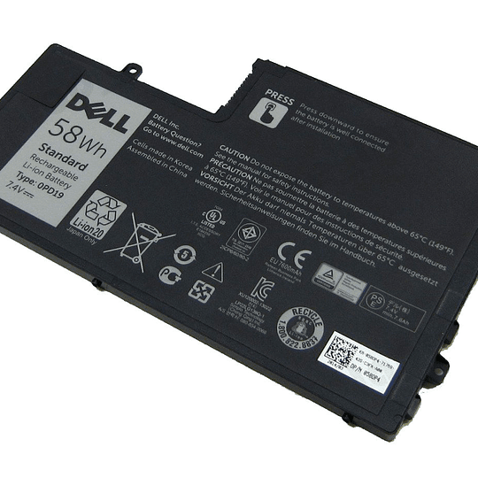 Batería Notebook DELL 0PD19 para LATITUDE 3450 3550
