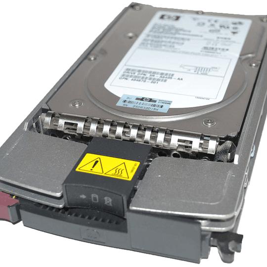 244448-002 HP DISCO DURO (FC) 72GB HOT SWAP DUAL-PORT