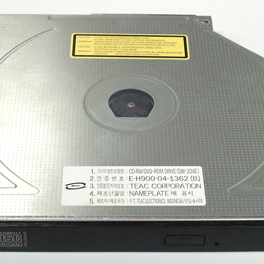 380772-001 HP DVD-ROM/ CD-RW COMBINATION DRIVE