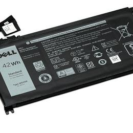 Batería Notebook DELL 3CRH3 para Inspiron 15 (5568) 2-in-1, 13 (5368) 2-in-1, 13 (5378) 2-in-1