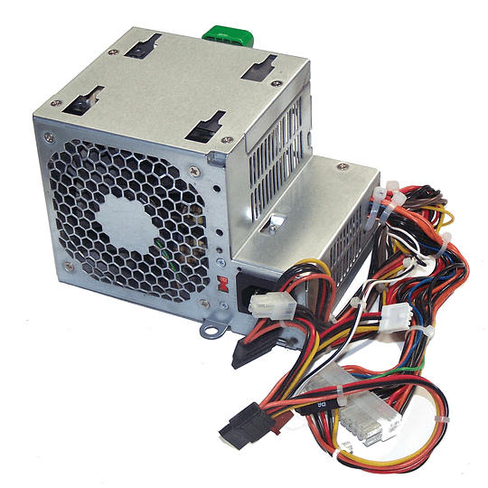 404796-001 HP POWER SUPPLY (240W)BTX FORM FACTOR 80% EFFICIENCY RATING