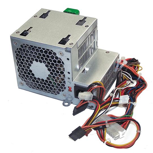 404796-001 HP POWER SUPPLY (240W)BTX FORM FACTOR 80% EFFICIENCY RATING