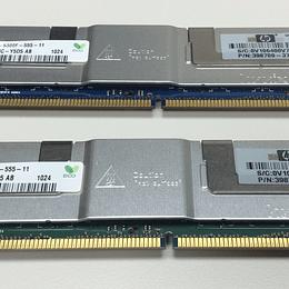 Memoria RAM para Servidor HP 416474-001