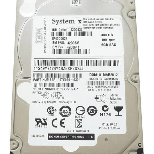 Disco duro para Servidor IBM 42D0638