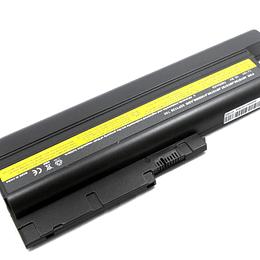Batería Notebook Lenovo 42T4513 para ThinkPad R60, R60, R61, R61e, R61i, R500, SL300, SL400, SL500