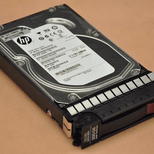 Disco duro para Servidor HP 459319-001