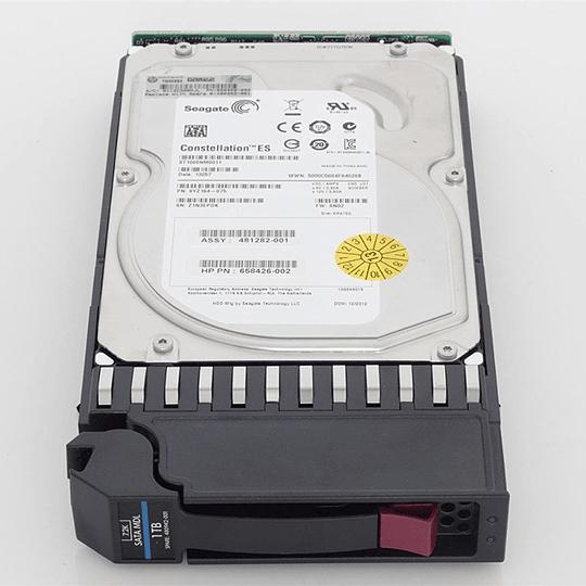 Disco duro para Servidor HP 480942-001