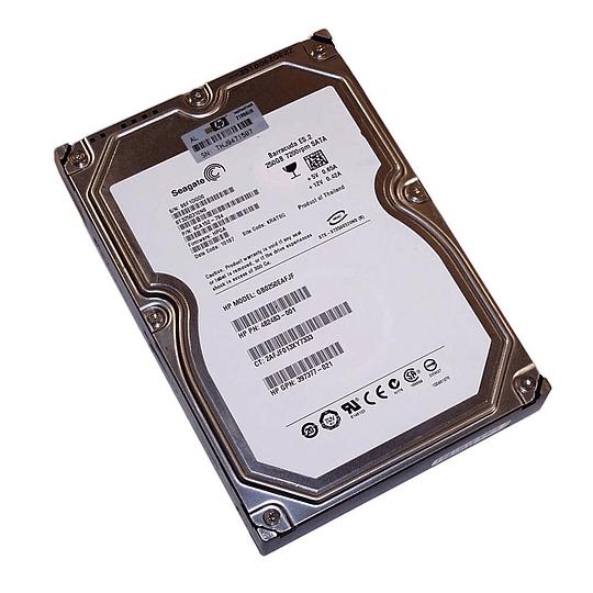 Disco duro para Servidor HP 482483-001