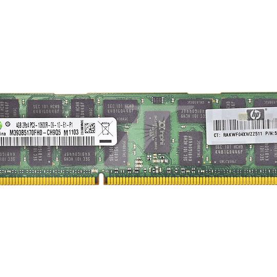 Memoria RAM para Servidor HP 501534-001