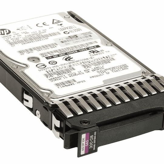 Disco duro para Servidor HP 507284-001