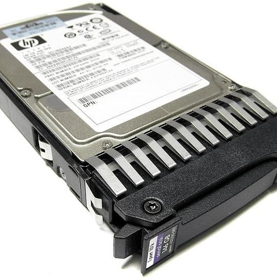 Disco duro para Servidor HP 512547-B21