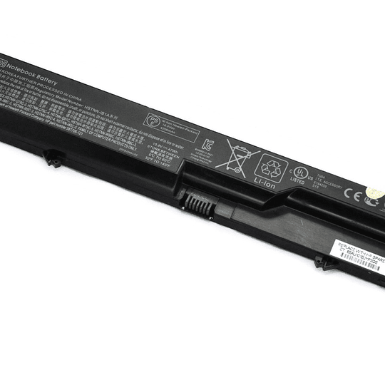 Batería Notebook HP 593572-001 para PROBOOK 4520S 4320S 4321S 4420S COMPAQ 620 621 625 420421 425 52