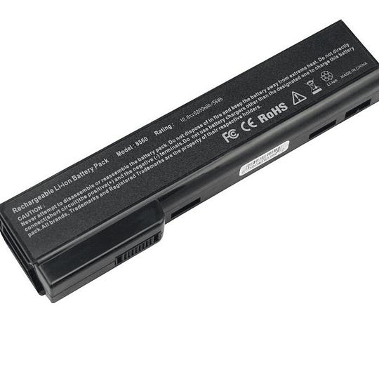 Batería Notebook HP 628666-001 para ELITEBOOK 8460P 8470P 8640 8760 PROBOOK 6360 6450B 6460B 6465 64
