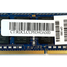 Memoria RAM Notebook HP 641369-001 para PROBOOK SERIES 6000 / 4000 - PAVILION
