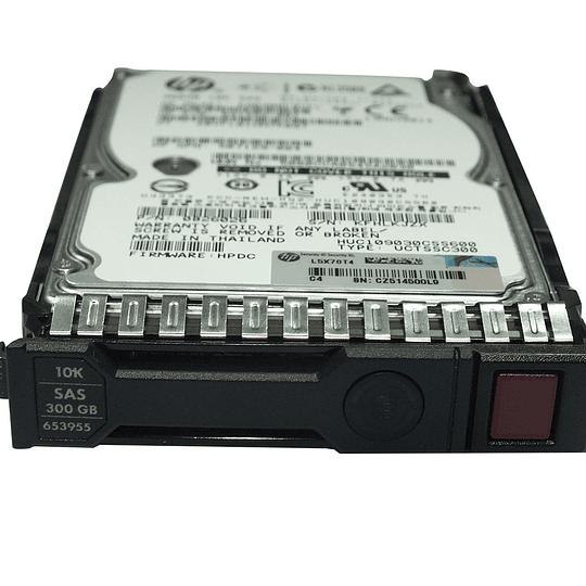 Disco duro para Servidor HP 652564-B21