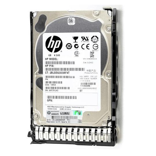Disco duro para Servidor HP 652611-B21