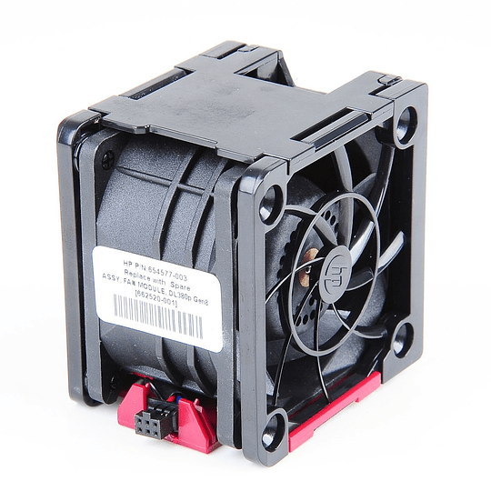 Ventilador HP 662520-001 para servidor