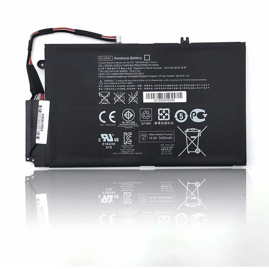 Batería Notebook HP 681949-001 para ENVY 4-1000