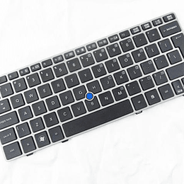 Teclado Notebook HP 701979-001 para ELITEBOOK 2570P