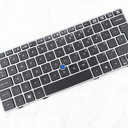 Teclado Notebook HP 701979-001 para ELITEBOOK 2570P