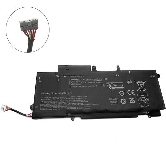 Batería Notebook HP 722297-005 para ELITEBOOK FOLIO 1040 G1 G2