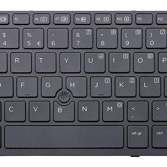 Teclado Notebook HP 730540-001 para ELITEBOOK 820 G1