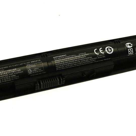 Batería Notebook HP 756744-001 para PROBOOK 440 G2 445 450 G2 ENVY 14-U001LA