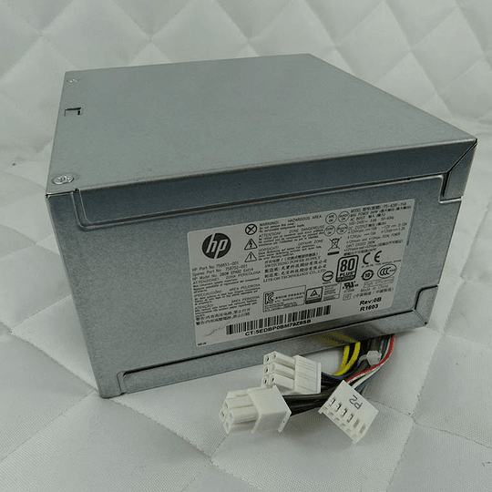 758752-001 HP POWER SUPPLY - OUTPUT RATED AT 280