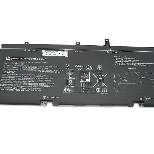 Batería Notebook HP 805096-005 para EliteBook Folio 1040 G3