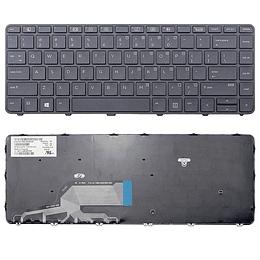 Teclado Notebook HP 840791-001 para 640 G2 640 G3 640 G2 640 G3 645 G2