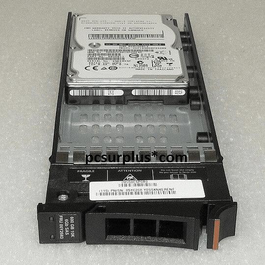 Disco duro para Servidor IBM 85Y6268