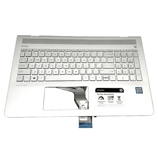 928952-001 HP HP TOP COVER, MNS WHITH