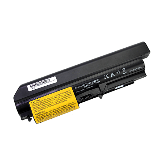 Batería Notebook Lenovo 92P1131 para Thinkpad T60, T60p, T61, T61p, T60p, R60, R60e, R61, T500, R500