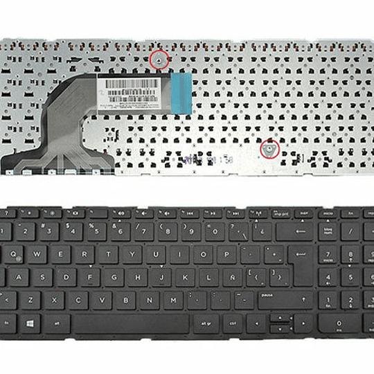 Teclado Notebook HP A9Z.N9HSF.61E para PAVILION 15-E000 N-000
