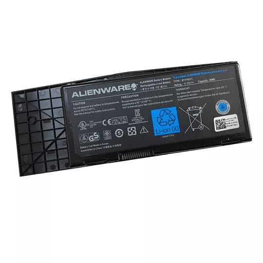 Batería Notebook DELL BTYV0Y1 para Alienware M17x R3