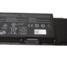 Batería Notebook DELL C565C para M6400 M6500