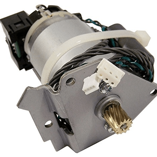 C7769-60377 HP Motor : Paper axis motor assembly