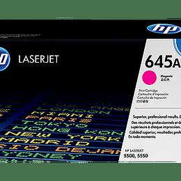 Toner Magenta para impresora HP C9733A