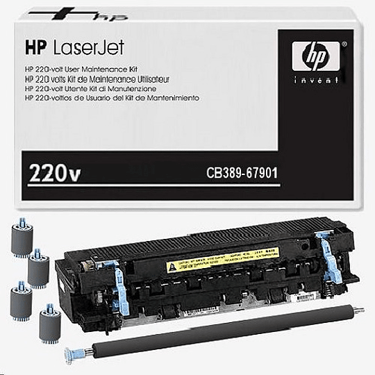 Kit de mantenimiento Impresora HP CB389-67901