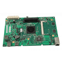 CB438-69001 HP Formatter Board Network