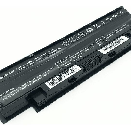 Batería Notebook DELL J1KND para INSPIRON M5020 M5030 VOSTRO 3450 3550 1450 N4010 N4050 N5010 N5050